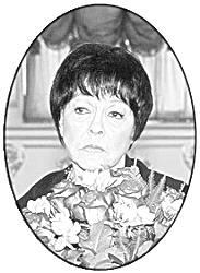 Bella Akhmadulina Portrait